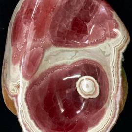 Rhodochrosite - Polished Stone